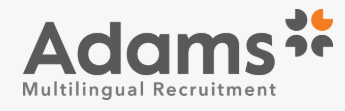 Adams recruitment